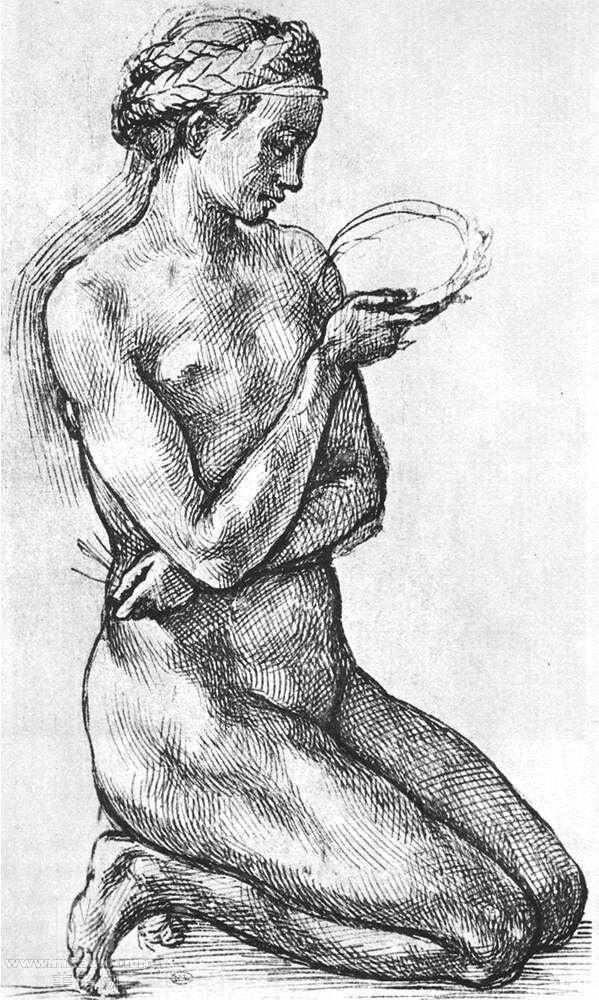 美术史巨人 米开朗基罗作品 - 香儿 - xianger